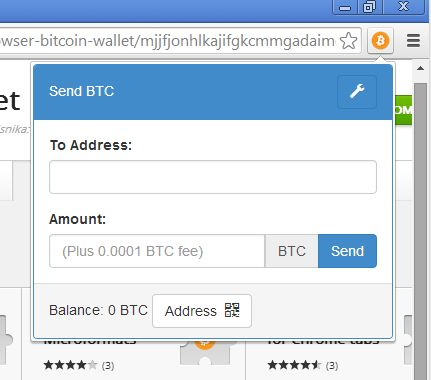 bitcoin wallet extensions google chrome-6